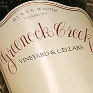 Picture of Greenock Creek-Alice's-Shiraz-2005-750mL