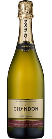 Picture of Domaine Chandon Cuvee Riche Chardonnay Pinot Noir NV 750mL