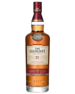Picture of The Glenlivet-Archive 21 Year Old-Single Malt-700mL