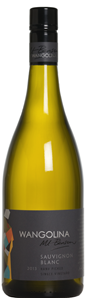 Picture of Wangolina-Single Vineyard-Sauvignon Blanc-2013-750mL