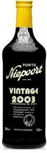 Picture of Niepoort-Port - Vintage-Touriga Nacional Touriga Franca Tinta Cao Tinta Francisca Sousao Tinta Roriz-2003-750mL