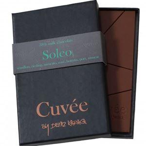Picture of SOLEO - 38% Milk Chocolate - Cuvee