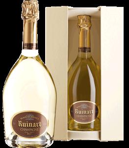 Picture of Ruinart Blanc de Blancs   Brut   Gift Box Chardonnay NV 750mL
