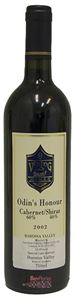 Picture of Viking Wines-Odins Honour-Cabernet Sauvignon Shiraz-2002-750mL