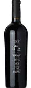 Picture of Branson Coach House Coach House Block Shiraz 2004 750mL