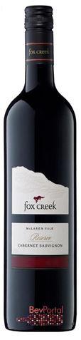 Picture of Fox Creek Reserve Cabernet Sauvignon 2001 1.5L