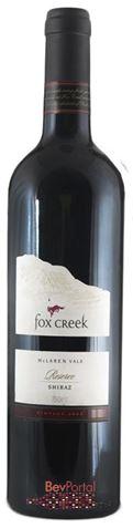Picture of Fox Creek Reserve Shiraz 2004 750mL