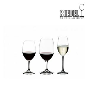 Picture of Riedel Ouverture Magnum, Red, Champagne Glass Box Set