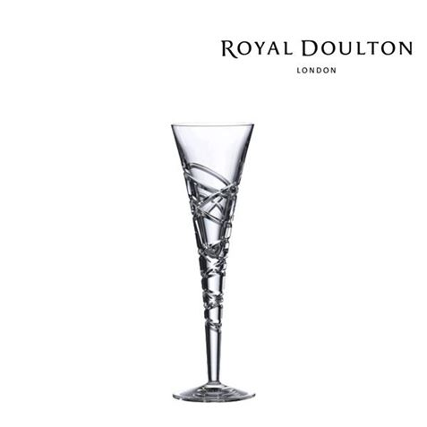 Picture of Royal Doulton Saturn Crystal Flute Set Of 2
