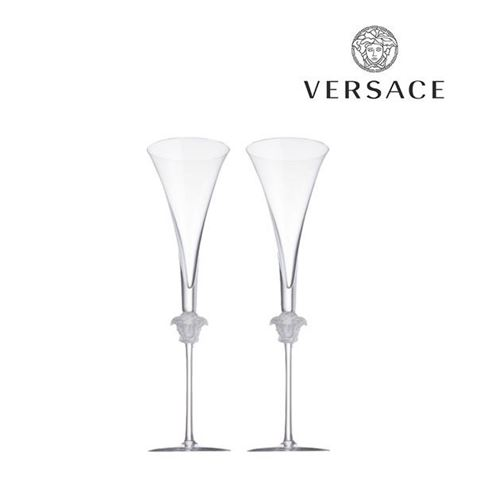 Picture of Versace Medusa Lumiere Champagne Pair