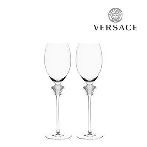 Picture of Versace Medusa Lumiere White Wine Pair