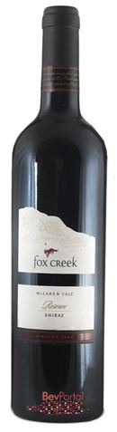 Picture of Fox Creek Reserve Shiraz 2001 1.5L
