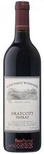 Picture of Burge Family Winemakers-Draycott-Shiraz-2003-750mL