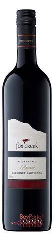 Picture of Fox Creek Reserve Cabernet Sauvignon 2002 750mL