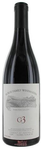 Picture of Burge Family Winemakers G3 Grenache Shiraz Mourvedre 2002 750mL