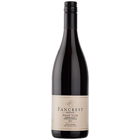 Picture of Fancrest Estate   Pinot Noir   2014   750mL