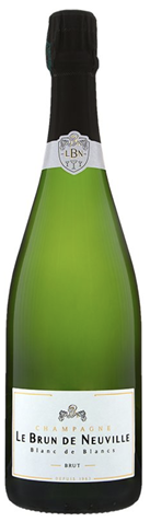 Picture of Le Brun de Neuville-Estate-Chardonnay-NV-750mL