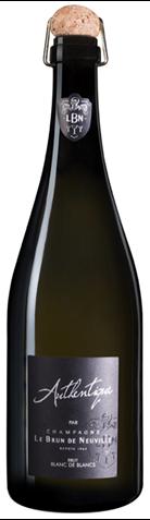 Picture of Le Brun de Neuville-Authentique-Chardonnay-NV-750mL