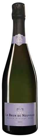 Picture of Le Brun de Neuville-Grand Vintage-Chardonnay Pinot Noir-2008-750mL