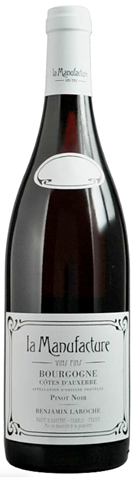 Picture of La Manufacture-Bourgogne-Pinot Noir-2015-750mL