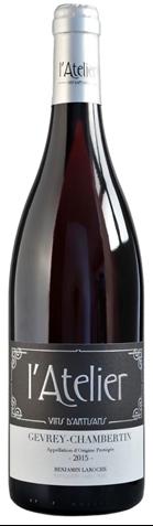 Picture of L'Atelier-Gevrey Chambertin-Pinot Noir-2015-750mL