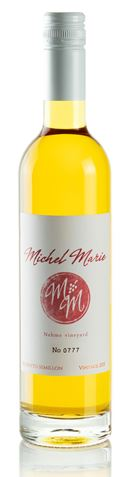 Picture of Michel Marie Wines-Nehme Vineyard (single bottle)-Botrytis Semillon-2015-500mL