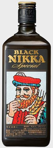 Picture of Nikka-Black Special-Whisky-720mL