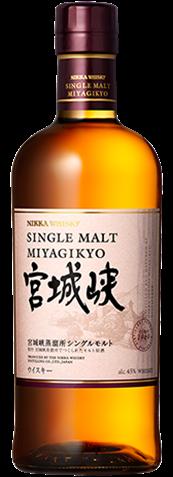 Picture of Nikka-Miyagikyo Single Malt-Whisky-700mL