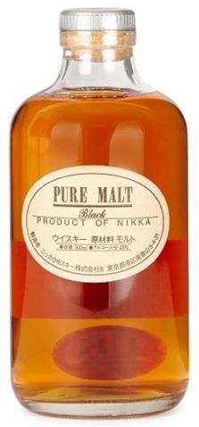 Picture of Nikka-Pure Malt Black-Whisky-500mL