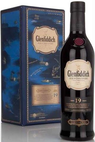 Picture of Glenfiddich 19 Year Old Age of Discovery Bourbon Cask Single Malt Scotch Whisky 700mL