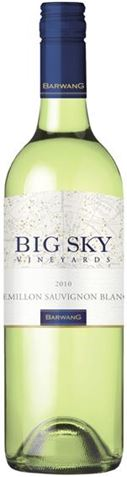 Picture of Barwang-Big Sky-Semillon Sauvignon Blanc-750mL