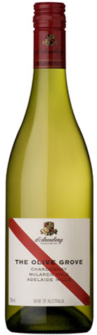Picture of d'Arenberg Olive Grove Chardonnay 2019 750mL