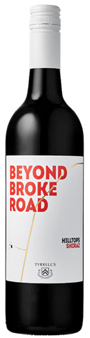 Picture of Tyrrell's Wines-beyond Broke Road-Shiraz-2019-750mL
