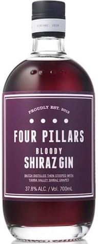Picture of Four Pillars-Bloody-Shiraz Gin-700mL
