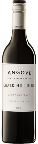 Picture of Angrove-Chalk Hill Blue-Shiraz Cabernet-2019-750mL