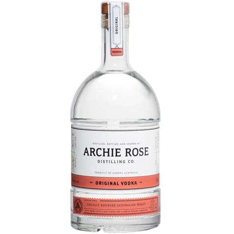 Picture of Archie Rose Distilling Co-Original-Vodka-NV-700mL