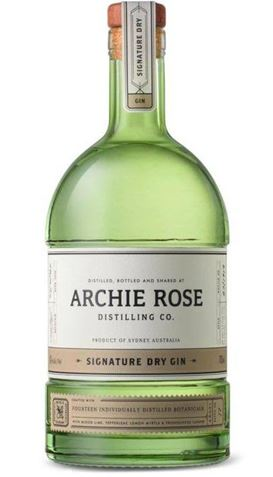 Picture of Archie Rose Distilling Co-Signature Dry-Gin-NV-700mL