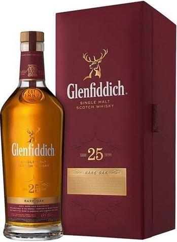 Picture of Glenfiddich-26 Year Old Rare Oak Single Malt-Scotch Whisky-700mL
