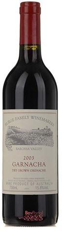 Picture of Burge Family Winemakers Garnacha Dry Grown Grenache 2003 750mL