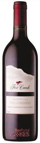 Picture of Fox Creek Fox & Hounds Shiraz Cabernet Sauvignon 2003 750mL