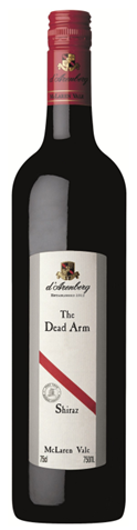 Picture of d'Arenberg-The Dead Arm-Shiraz-2009-750mL