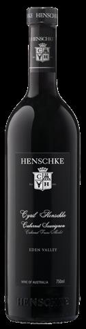 Picture of Henschke Cyril Cabernet Sauvignon 2000 750mL