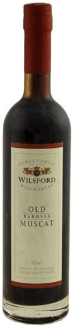 Picture of Burge Family Winemakers Wilsford Muscat NV 500mL