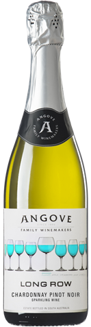Picture of Angove Long Row Sparkling Chardonnay Pinot Noir NV 750mL