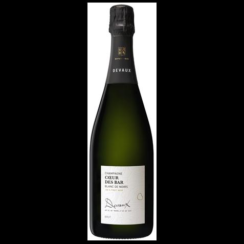 """Picture of Champagne Devaux-Blanc de Noirs """"Coeur des Bar""""-Pinot Noir-NV-750mL"""