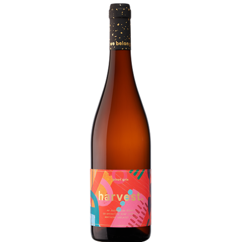 Picture of Harvest Social Cantina-Estate-Pinot Gris-2020-750mL