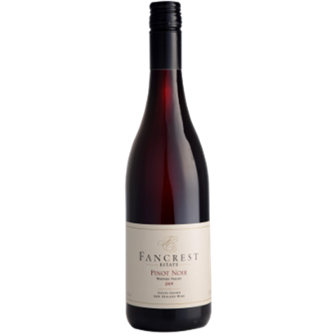 Picture of Fancrest Estate-Estate-Pinot Noir-2009-750mL