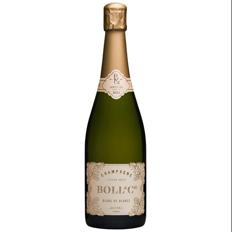 Picture of Boll & Cie-Blanc de Blancs Extra Brut-Chardonnay-NV-750mL