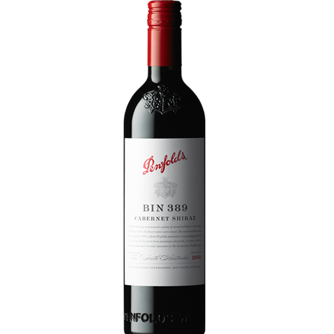 Picture of Penfolds-Bin 389-Cabernet Shiraz-2018-750mL