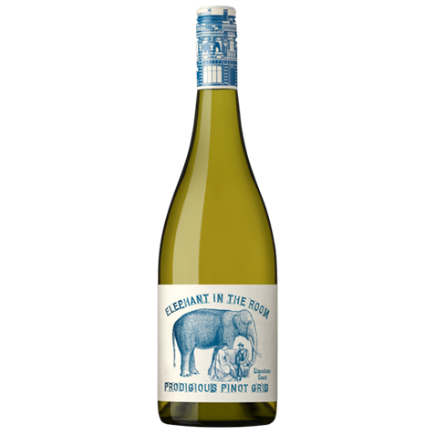 Picture of Elephant In The Room-Prodigious-Pinot Gris-2020-750mL